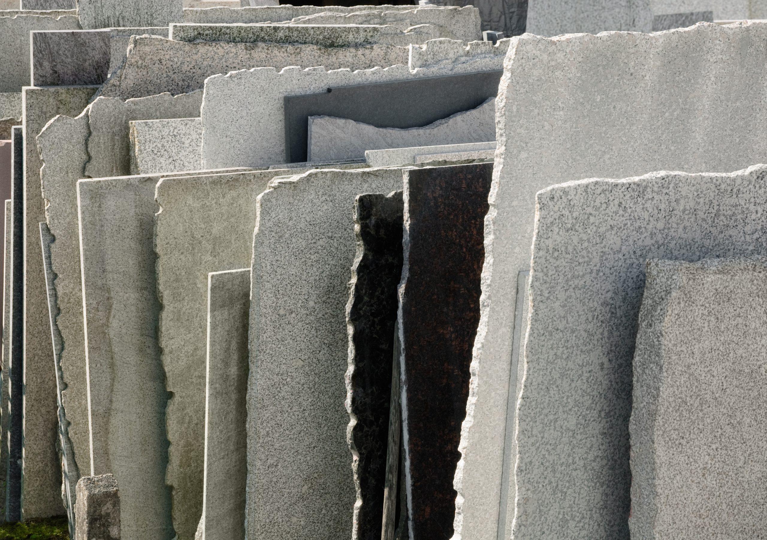 Steinmaterial