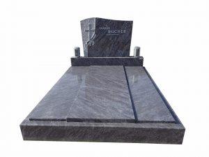 Gedecktes Steingrab